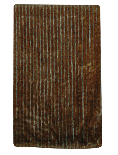 Russet Mink Throw