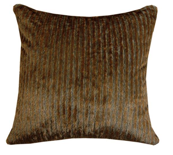 Russet Mink Pillow