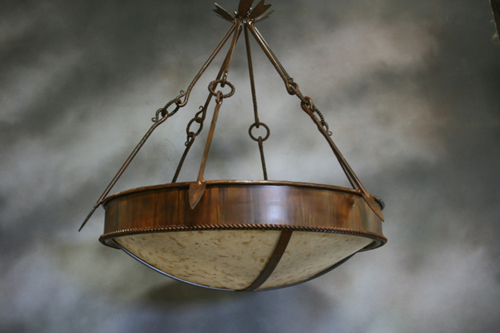 Arrow Chandelier