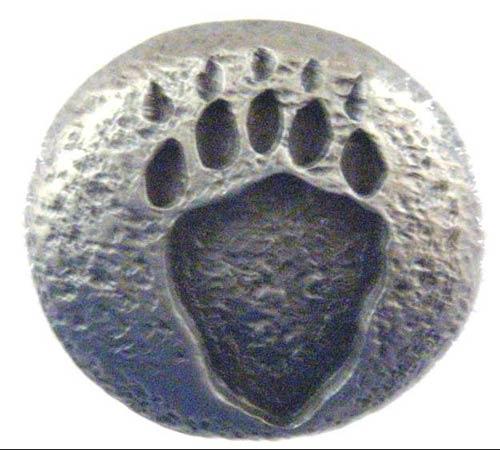 Bear Track Knob