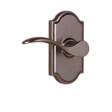 Bordeau Door Knob with Premier Rosette<br>By Weslock