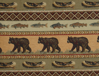Kodiak Creek Fabric