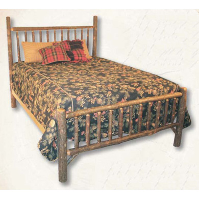 Lake & Lodge Match Bed