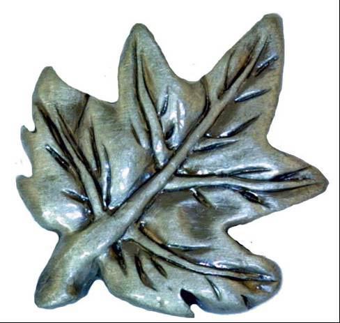 Maple Leaf Knob