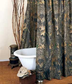 New Break Up Shower Curtain