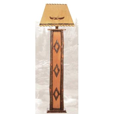 Adirondack Floor Lamp