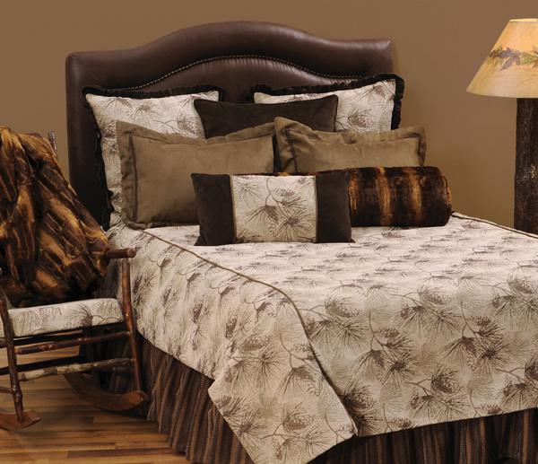 Pine Forest I Bedroom Linens