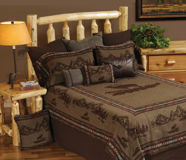 Rocky Mountain Bedroom Linens