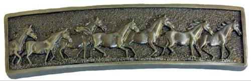 Running Horse Drawer Pull