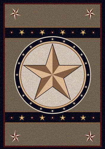 Sage Star Area Rug