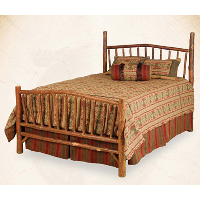 Sunburst Match Bed
