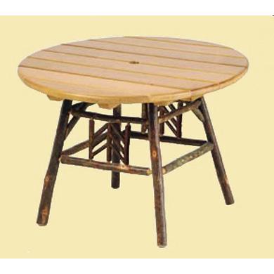 Smoky Mountain Round Dining Table