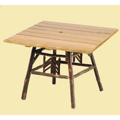 Smoky Mountain Square Dining Table