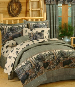The Bears Bedding