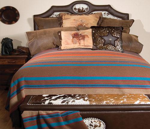 Tombstone Bedroom Linens