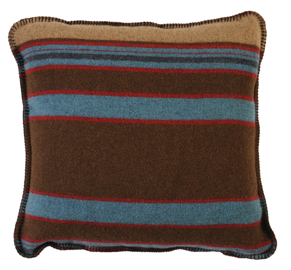 Tombstone Wool Pillow