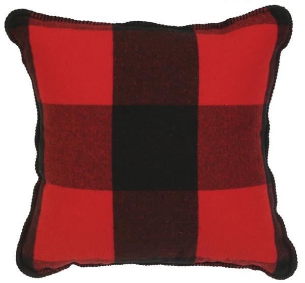Woodsman Wool Pillow