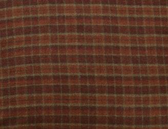 River Plaid VI Fabric