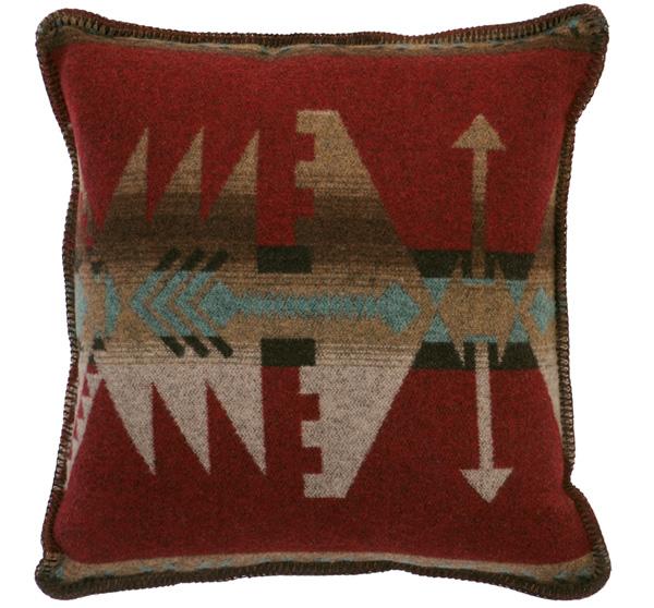Yellowstone Wool Pillow