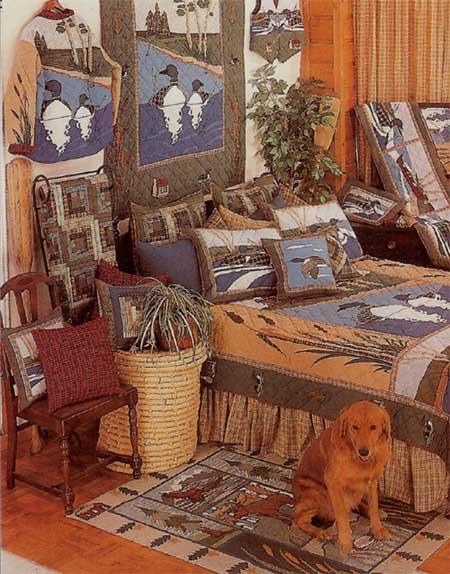 Loon Linens