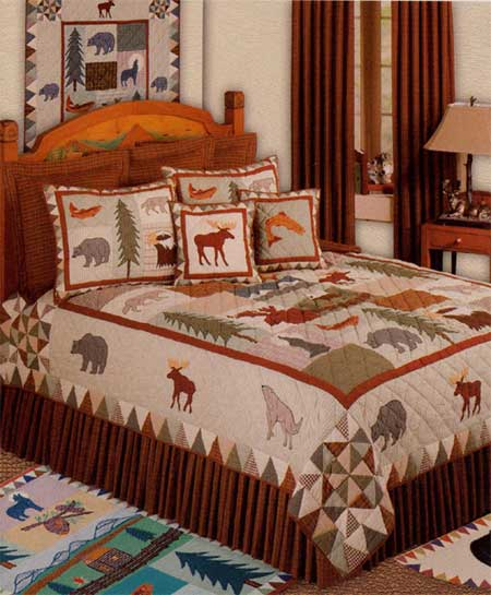 Mountain Whispers Linens
