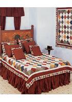 Rustic Cabin Linens