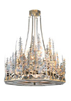 Pine Lake Chandelier