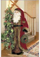 Father Christmas - Feathered Friends
