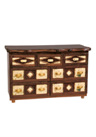 Adirondack Seven Drawer Dresser