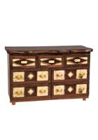 Adirondack Seven Drawer Dresser