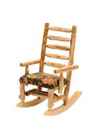 Cedar Rocking Chair - Upholstered