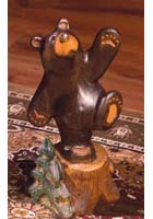 &quot;Dancing Hap&quot; Bear