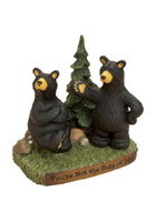 &quot;Bossy Bears&quot; Bearfoots Figurine