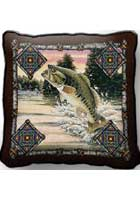 Fish Lodge Pillow