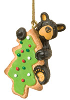 Cookie Tree Bearfoots Ornament