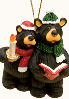 Bear Carolers Ornament