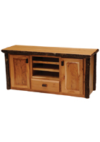 Hickory Entertainment Center