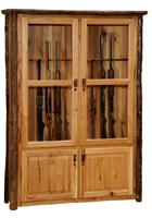 Hickory 12 Gun Cabinet