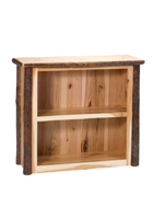 Hickory Bookshelf