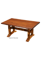Barnwood Timbers Dining Table Counter Height