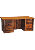 Barnwood Executive Desk