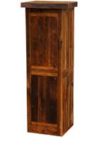 Barnwood Linen Cabinet