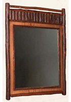 Old Faithful Portrait Mirror