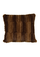 Beaver Fur Pillow