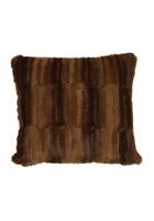Beaver Fur Pillow