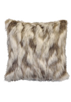 Tibetan Fox Fur Pillow