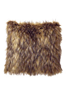 Coyote Fur Pillow