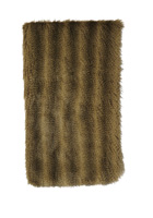 Raccoon Fur Throw