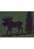 Moose I Fabric