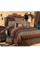 Mustang Canyon Bedroom Linens